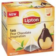 Lipton Tσάι Pear Chocolate  Πυραμίδα 20 X0.16 gr