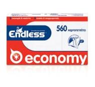 Endless Economy  Χαρτοπετσέτες Λευκές 560 Τεμάχια