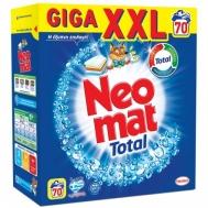 Neomat Total Σκόνη Πλυντηρίου 70 Μεζούρες