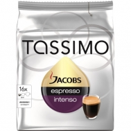 Tassimo Jacobs Espresso Intenso 16 Κάψουλες 144 gr