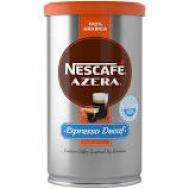 Nescafe Azera Espresso Decaf   100 gr
