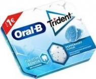 Trident Oral B Fresh Mint 23 gr