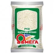 Ωμέγα Ρύζι Καρολίνα-Νυχάκι 500 gr