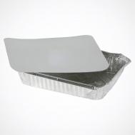 Σκεύη Αλουμινίου Σετ R45L 4 Σκεύη και 4 Καπάκια