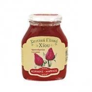 Χίου Γλυκό Κουταλιού Τριαντάφυλλο 450 gr