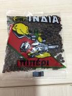 Ινδία Πιπέρι Μαύρο Σπυρί Φακελάκι 50 gr