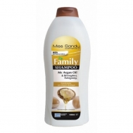 Miss Sandy  Famly  Argan Oil Αφρόλουτρο 1000 ml