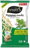 Snatts Sticks Χουμους με Βασιλικό & Μαιντανό 85 gr