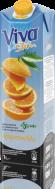 Viva  Slim Πορτοκάλι  1 lt
