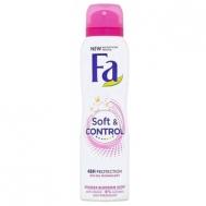 Fa  Soft & Control Αποσμητικό Σώματος 150 ml