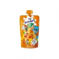 Δέλτα Smart Φυσικός Χυμός Μήλο Πορτοκάλι 200 ml