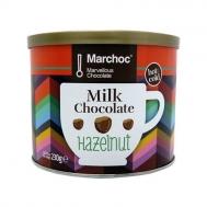 Marchoc Ρόφημα Σοκολάτας Γάλακτος Φουντούκι 230 gr