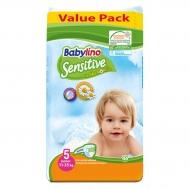 Babylino Sensitive Πάνες Νο 5  Extra Large 44 Τεμάχια
