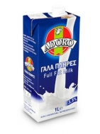 Adoro Γάλα Μακράς Διαρκείας Πλήρες 1lt