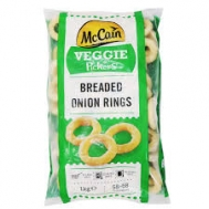 Mccain Onion Rings 1 Kg