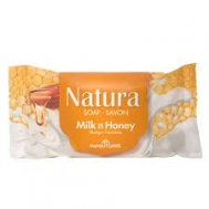 Papoutsanis Natura  Milk & Honey Σαπούνι 90 gr