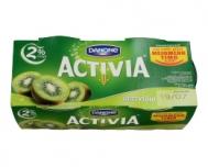 Activia Γιαούρτι με Aκτινίδιο 2 Χ 200 gr