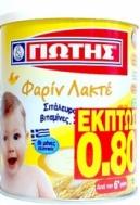 Γιώτης Παιδική Κρέμα Φαρίν Λακτέ ( -0.80€ ) 300 gr