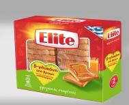Elite Φρυγανιές με Β-Γλυκάνη 180 gr