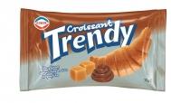 Trendy Κρουασάν Κρέμα Κακάο & Καραμέλα 70 gr