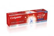 Colgate Max White Optic 75 ml + Δώρο οδοντόβουρτσα