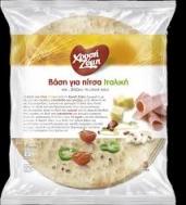 Χρυσή Ζύμη Βάση για Πίτσα  Ιταλική 600 gr