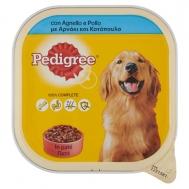 Pedigree Σκυλοτροφή με Κοτόπουλο & Αρνάκι 300 gr
