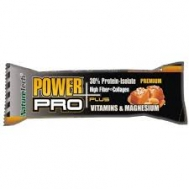 Power Pro Μπάρα Salted Caramel & Peanuts 80 gr