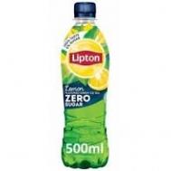 Lipton  Green Ice Tea Λεμόνι Χωρίς Ζάχαρη 500 ml