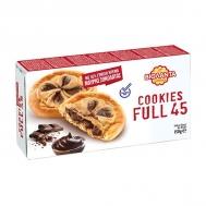 Βιολάντα Μπισκότα Full 45  με Μαύρη Σοκολάτα 150 gr