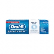 Oral B Pro Expert Proffesional Protection Whitenning Οδοντόκρεμα 75 ml