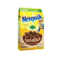 Nestle Δημητριακά Ολικής Άλεσης Nesquik Granola 300 gr