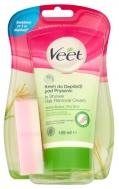 Veet Dry Skin Αποτριχωτική Κρέμα για το Ντουζ 135 ml