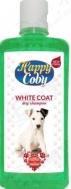 Happy Coby Σαμπουάν για Σκύλους  White Coat 500 gr