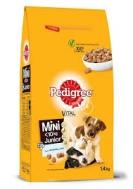 Pedigree Junior Mini Dry Τροφή για Κουτάβια 1500 gr