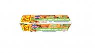 Κρι Κρι Επιδόρπιο Γιαουρτιού 1,7% Λιπαρά Με Πορτοκάλι-Καρότο 3x200 gr 2+1 Δώρο
