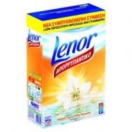 Lenor Σκόνη Πλυντηρίου  Άνθος Πορτοκαλιάς 50 Μεζούρες