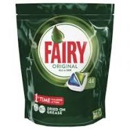 Fairy  Original Ταμπλέτες Πλυντηρίου Πιάτων All in 1 44 Τεμάχια