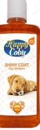 Happy Coby Σαμπουάν για Σκύλους Shiny Coat 500 gr
