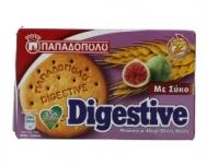 Παπαδοπούλου Digestive Μπισκότα με Σύκο 180 gr