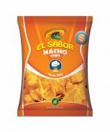 El Sabor Nacho Chips Texas Bbq 225  gr