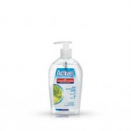 Activel Plus Αλκοολουχο  Gel Καθαρισμου Χεριών 500 ml