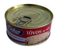 Flokos Τόνος  σε Λάδι 160 gr