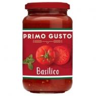 Primo Gusto Σάλτσα Ζυμαρικών Basilico 350 gr