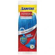 Sanitas Σφουγγαρίστρα  Microfibre