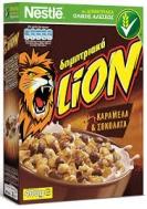 Nestle Δημητριακά Ολικής Άλεσης Lion Caramel & Chocolate 400 gr