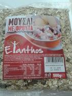 Elanthos Μούσλι με Φρούτα 500 gr