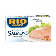 Rio Mare Filleto Salmone σε Νερό 150 gr