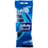 Gillette Blue II Ξυραφάκια 5 Τεμάχια