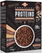 Βιολάντα Δημητριακά   Protein με Μαύρη Σοκολάτα  370gr